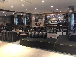 Lobby/Bistro area