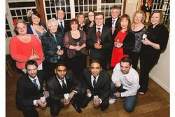 High Street awards by Braintree District Council