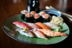 Blue Ribbon Sushi Bar - Hudson Eats