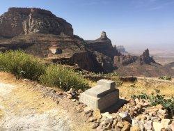 Gheralta Rock