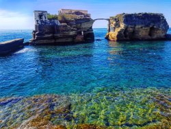 Parco Sommerso di Gaiola - Area Marina Protetta