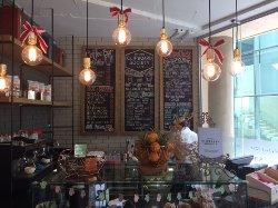 Clipboard Society Cafe