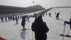 白鹿塬滑雪場