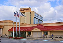 Cleveland Airport Marriott