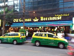 Old German Beerhouse, BTS stop Nana