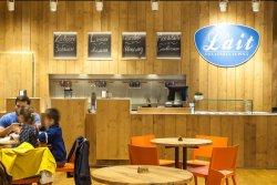 Lait - настоящее итальянское мороженое в центре Москвы.