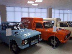 Museum of the Izhevsk Automobile Plant