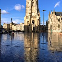 Place St Michel Bordeaux