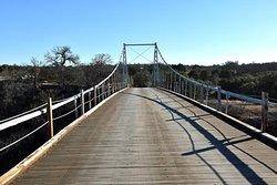 The Regency Suspension Bridge