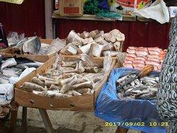 Frischfisch aus der Region