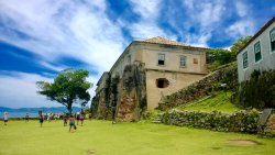 Santa Cruz de Anhatomirim Fortress