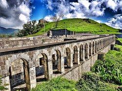 Forteca na wzgórzu Brimstone