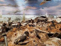Break of the Siege of Leningrad Museum Diopama