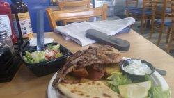 Big Greek Cafe
