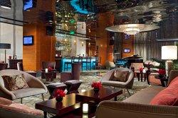 Sheraton Tianjin Binhai Hotel Lobby Lounge