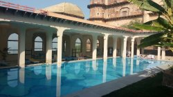 Neemrana's - Tijara Fort Palace