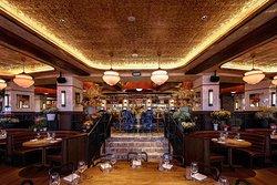 Inside LAVO Italian Restaurant & Rooftop Bar