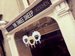 The Three Sheep Tea House & Kitchen