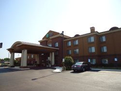 Holiday Inn Express Anniston / Oxford