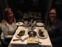 Dinner at Mastro's