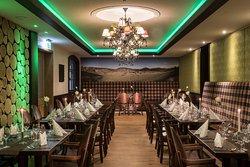 Separée Gute Stube im Hotelrestaurant Sudhaus