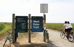 West Dyke Recreational Trail