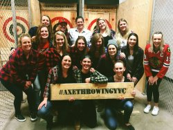 AXE Throwing Calgary
