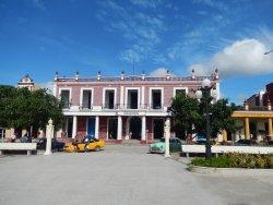 Parque Calixto Garcia