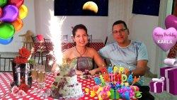 Feliz Cumpleaños Karla ¡¡