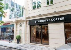 Quán Cà Phê Starbucks