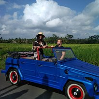 Ubud VW Tour