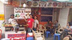 Ganga Laffa & Felafel Restaurant Pushkar