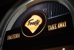 Toasty Toasteria Take Away