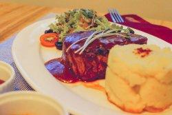 The Olive Steak House Signature Beef Steak 2
