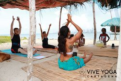‪Vive Yoga Cartagena‬
