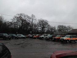 The Land Rover Sports & Social Club