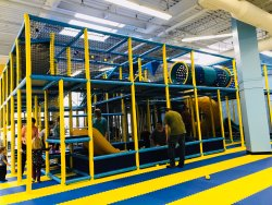 Zippy Zoom Indoor Playground