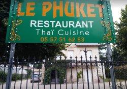 Restaurant Thai - Le Phuket