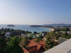 Fantastic Hotel with stunning views over Kata Noi and Kata