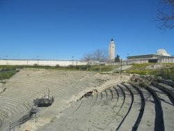 The Roman Theatre of Carthage