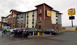 My Place Hotel - Spokane, WA
