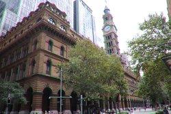 Grand Post Office (GPO) Sydney