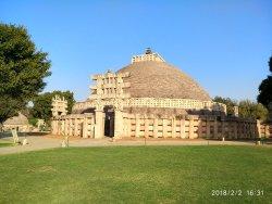Sanchi Stupas