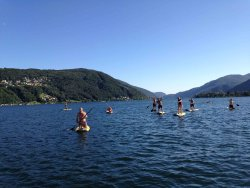 Lugano Stand UP Paddle