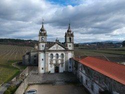Mosteiro De Santo Andre De Rendufe