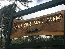 Kahi Ola Mau Farm