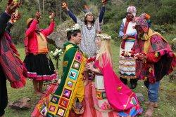 Inca Spiritual Wedding in Pisac