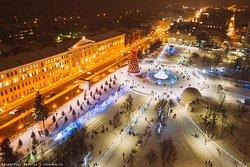 Novosobornaya Square