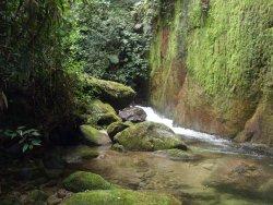 Saudade Waterfall