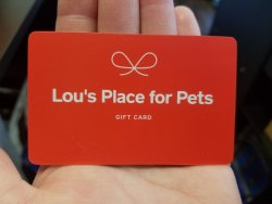 Lou's Place for Pets